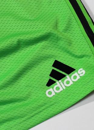 Топовые шорты с вшитыми лосинами от adidas marathon 108 фото
