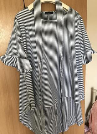 Літня блуза shein 4xl