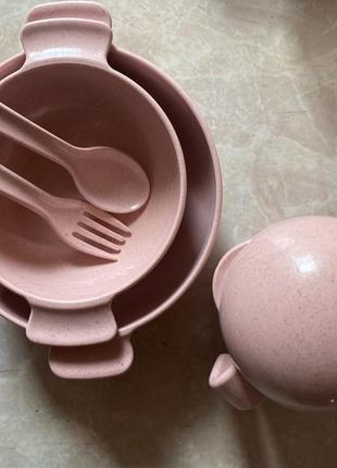 Набор посуды для принцессы