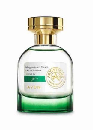 Женская парфюмированная вода avon artistique magnolia en fleurs