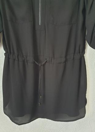 Блузка удлинённая3 фото