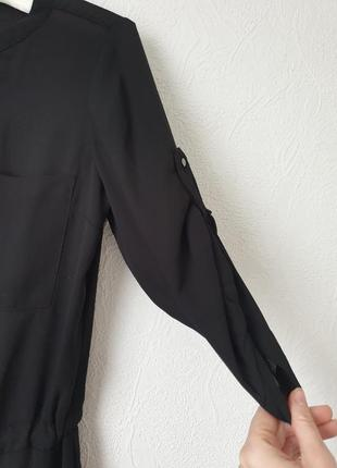 Блузка удлинённая4 фото