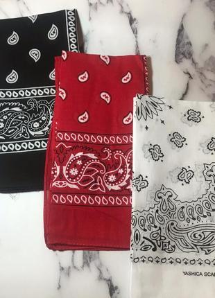 Косынка / бандана / повязка на голову / платок