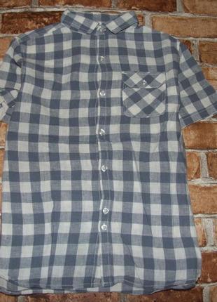 Тениска мальчику 7 лет next рубашка