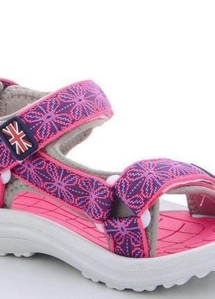 Невесомые текстильные босоножки сандалии с супинатором