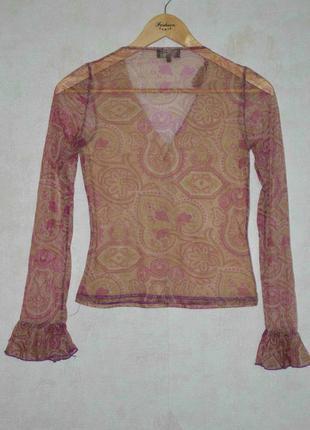 Очень красивая блузка morgan