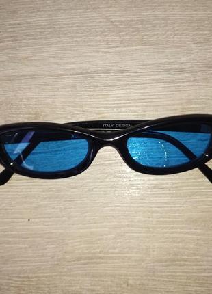 Хит! стильные, винтажные очки от солнца!