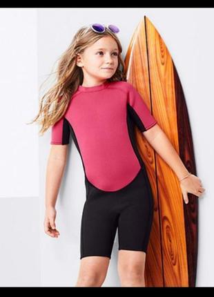 Купальный комбинезон для плавания, гидрокостюм, защита от солнца от tchibo