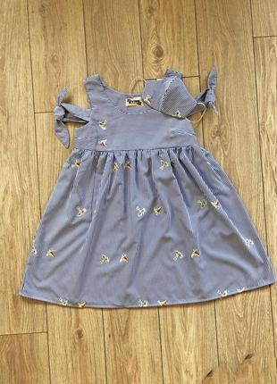Акционное предложение - летнее платье со скидкой, и еще и с подарком))