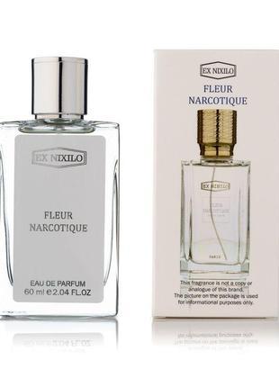 60 мл мини-парфюм (новинка) ex nihilo fleur narcotiqu (унисекс)