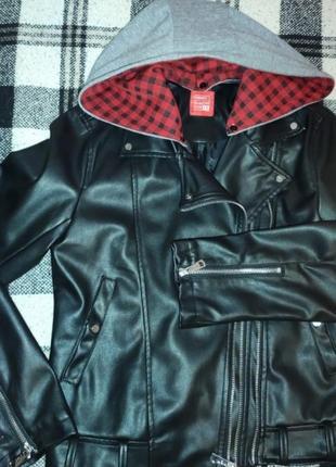 Куртка косуха pu