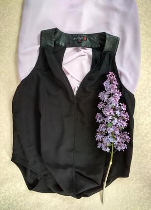 Блуза на запах (возможен обмен)