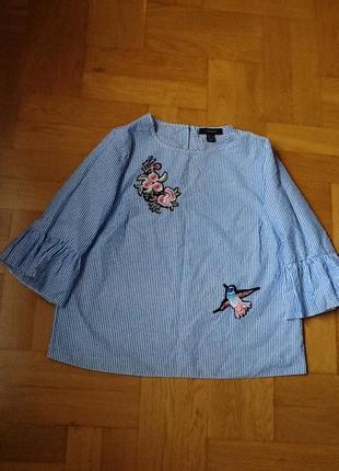 Шикарная блуза р.50