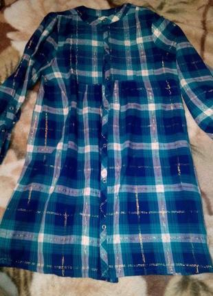 Сорочка туніка на 13-15 років