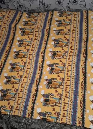 Детское одеяло покрывало на 150×130