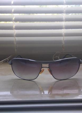 Очки дымчатые в отличном состоянии2 фото