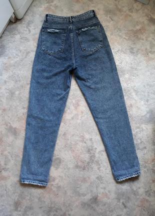 Mom джинсы6 фото