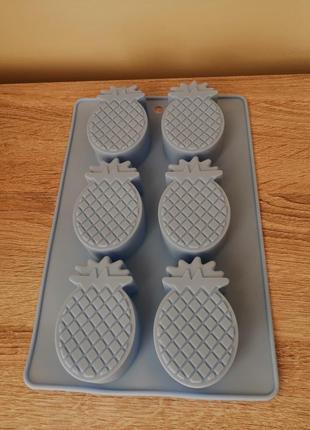 Форма силіконова для кексів випічки