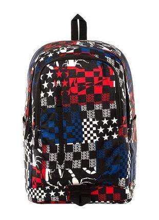 Рюкзак портфель сумка nike all access soleday bkpk-aop оригинал -20%