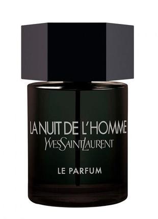 Парфюмированная вода yves saint laurent la nuit de l'homme le parfum 60 ml оригинал