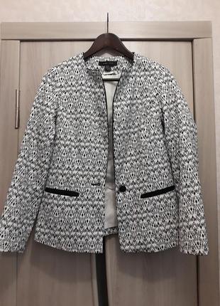 Чорна п'ятниця! стильний трендовий піджак крутой пиджак