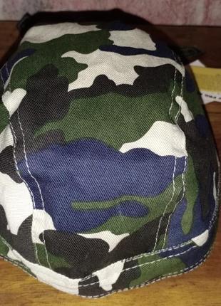 Бандана-шапочка, камуфляж