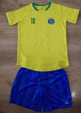 Футбольная форма на 10-12 лет рост 140-146-152 см