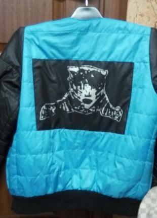 Курточка philipp plein