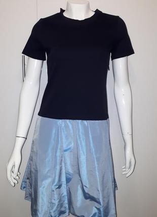 Jil sander navi брендовое платье италия оригинал