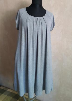 Sale! трикотажное французское платье.