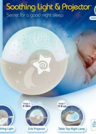 """Світильник """"спокійні сни"""" infantino"""