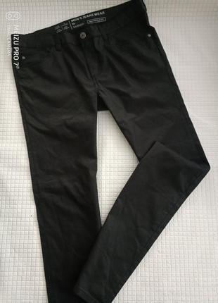 Легкие джинси брюки с пропиткой под кожу от немецкого бренда livergy, 48,50