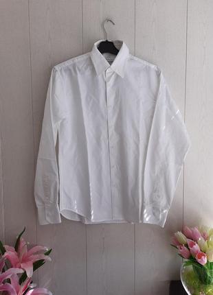 Стильная брендовая рубашка/качественная белая рубашка/красивая рубашка