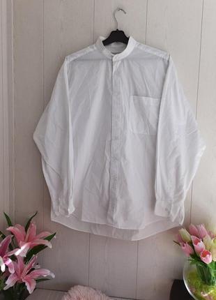 Стильная брендовая рубашка/качественная рубашка/красивая белая рубашка