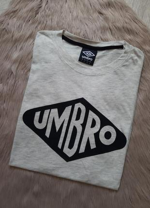 Мужская футболка с коротким рукавом umbro