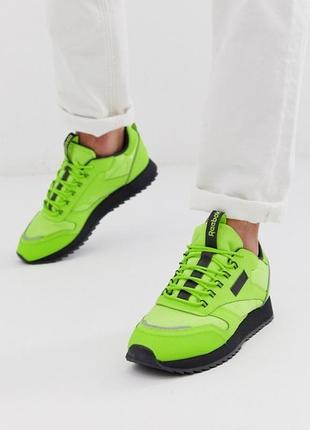 Новые оригинальные кроссовки reebok