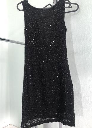 Черное платте