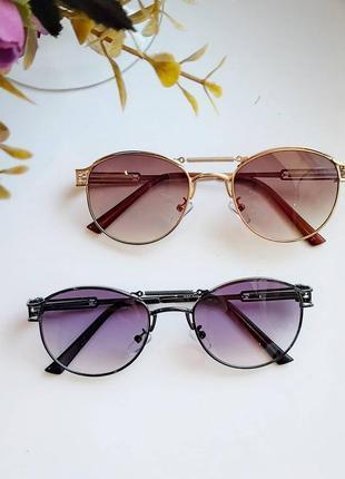 Сонцезахисні окуляри техно
