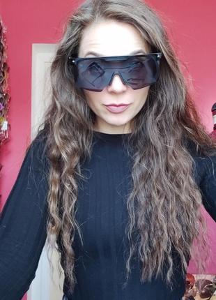 Сонцезахисні окуляри маска