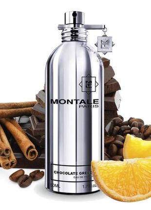 Montale chocolate greedy edp 100ml tester
