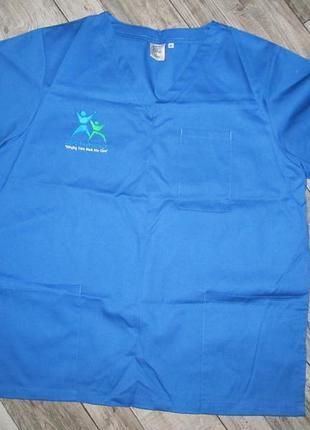 Верх от медицинского хирургического костюма р. xl