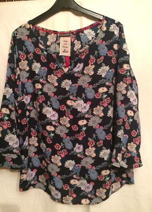 Летняя блузка,кофточка,штапель от бренда street one