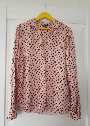 Рубашка massimo dutti, оригинал