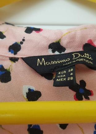 Рубашка massimo dutti, оригинал3 фото