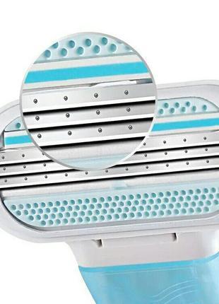 Сменный станок картридж головка для бритвы gillette