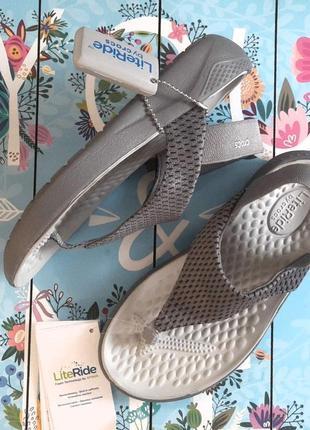 Босоножки crocs literide 4w , 5w
