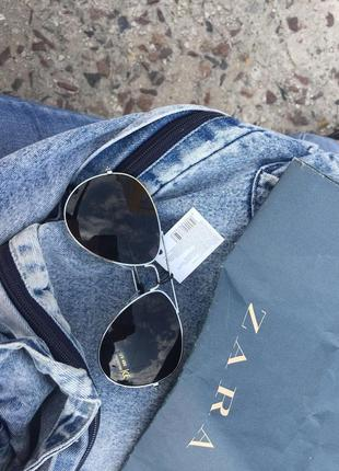 Очки солнцезащитные капельки