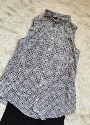 Сорочка, безрукавка, рубашка без рукавов1 фото