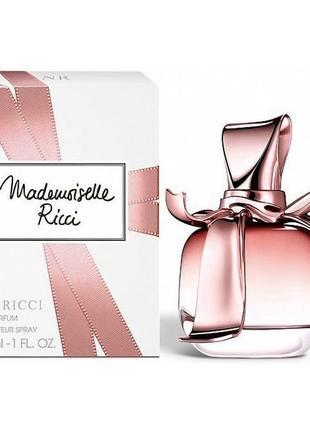 Духи парфюм на розлив наливная парфюмерия mademoiselle ricci