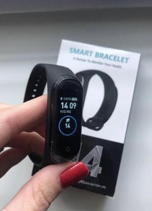 Smart watch m4 фитнес браслет часы